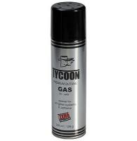Feuerzeuge und Gas