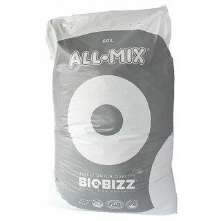 BioBizz All-Mix Erde vorgedüngt 50L