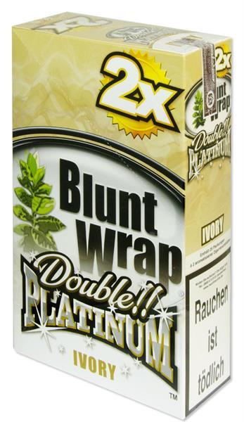 Blunt Wrap 2Platinum, IVORY