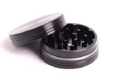Grinder mit CNC gefräst aus Aluminium, 2-teilig ø 4cm