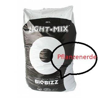 BioBizz Light Mix Erde 20l leicht gedüngt