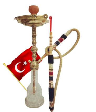 Traditionelle Türkische Wasserpfeife