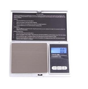 Digitale Taschenwaage , bis 500g mit 0,1g