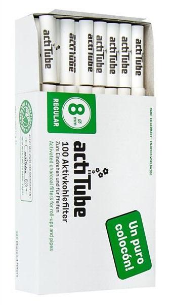 actiTube Aktivkohlefilter (100er) Pack
